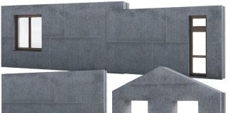 Полистиролбетонные блоки