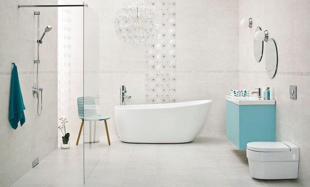 Ремонт ванной комнаты пластиковыми панелями