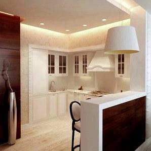 Интерьер однокомнатной квартиры: дизайн, стили, мебель