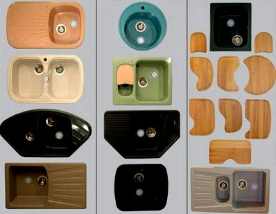 Кухонная раковина (54 фото): угловые мойки, изделия под столешницу, видео-инструкция по монтажу и фото