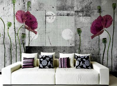 Текстиль в интерьере: правила отделки стен тканью и использования текстиля для обивки стен