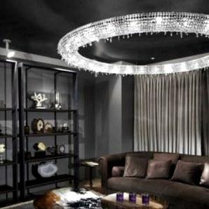 Стиль модерн в интерьере квартиры: дизайн кухни, гостиной, спальни